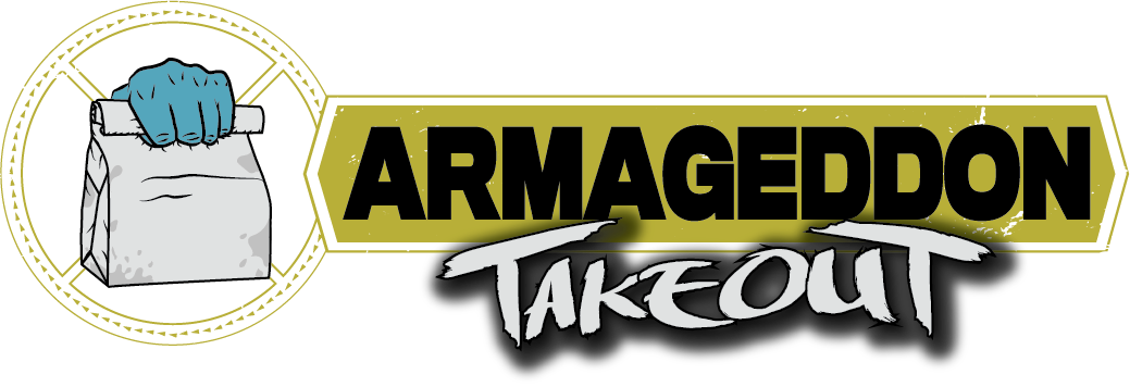 Get your own takeout page from Armageddon Takeout.
